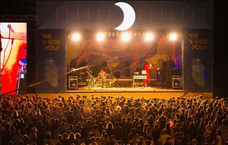 На сцене V-ROX 2016 — Shtuby (Израиль), фото Василисы Вакиловой (V-ROX)