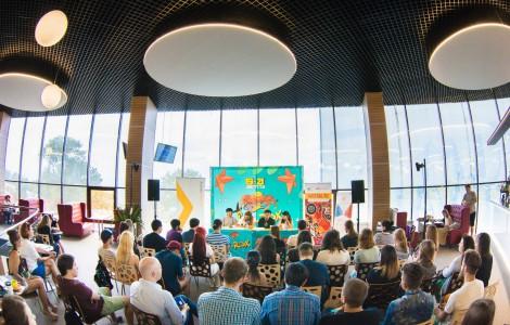 Образовательная программа V-ROX 2016, фото Василисы Вакиловой (V-ROX)